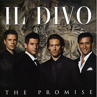 Il Divo - The Promise [CD] USA import