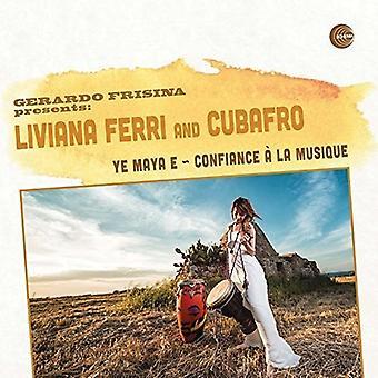 Ferri / Cubafro / Barbieri - Ye Maya E [Vinyl] USA import