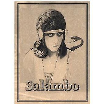 Salambo 1914 [DVD] USA import