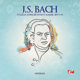J.S. Bach - J.S. Bach: Italian Concerto in F Major, Bwv 971 [CD] USA import