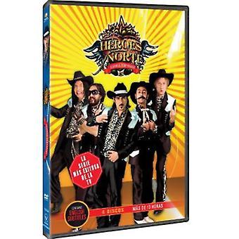 Los Heroes Del Norte: Sæson 2 [DVD] USA import