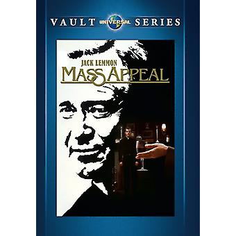 Mass Appeal [DVD] USA import