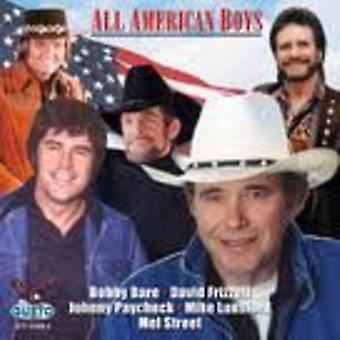 Various Artist - All American Boys [CD] USA import