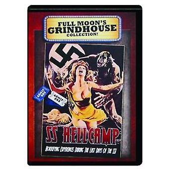 Grindhouse: Importación de Estados Unidos Ss Hellcamp [DVD]