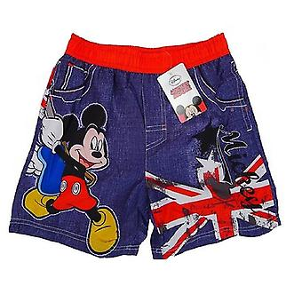 Boys | Disney Mickey Mouse Swim Shorts