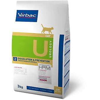 Virbac Veterinary HPM U2 Urology Dissolution & Prevention (Cats , Cat Food , Dry Food)