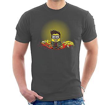 Mark af Minion overnaturlige håndlangere mænd T-Shirt