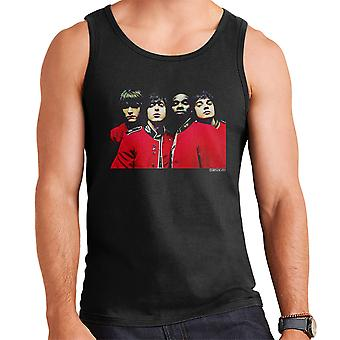 The Libertines Time For Heroes Album Cover Men's Vest