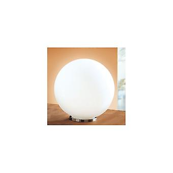 Eglo Rondo Opal Globe Table Light Lamp