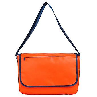 Skimp Skimp Luggage Messager Orange (Fashion accesories , Bags , Shoulder Bags)