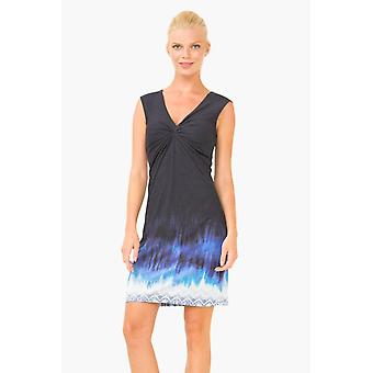 Desigual, leisure - summer dress with color gradient vest Bersi