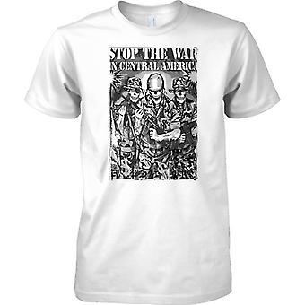 Stoppt den Krieg In Mittelamerika - T-Shirt für Herren