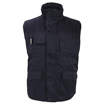 Herock Donar Mens Work Bodywarmer / Jacket