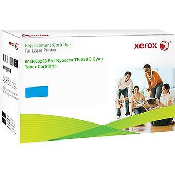 Kompatibel - Kyocera Tk - 590c Cyan Toner Cartridge (006r03228) Xer