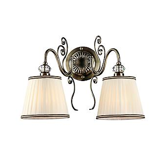 Maytoni Lighting Vintage Elegant Collection Sconce, Bronze