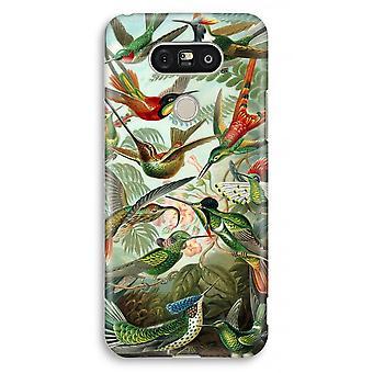 LG G5 Full Print Case - Haeckel Trochilidae