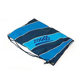 Mittelerweile Junioren jungen & Mädchen praktische Kordel Tasche Ruck Sack Marine - 43.5x33.5 cm