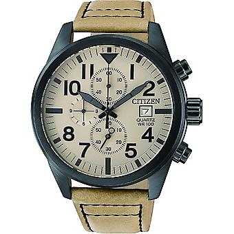 Citizen Herrenuhr Chronograph AN3625-07X