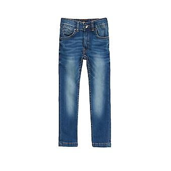 Boss Hugo Boss Boys Light Wash Skinny Fit Jean