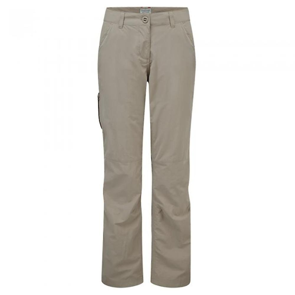 Craghoppers Nosilife Womens Trousers Lightweight with Lots On-Board Storage