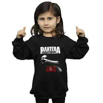 Pantera Girls Vulgar Display Of Power Sweatshirt