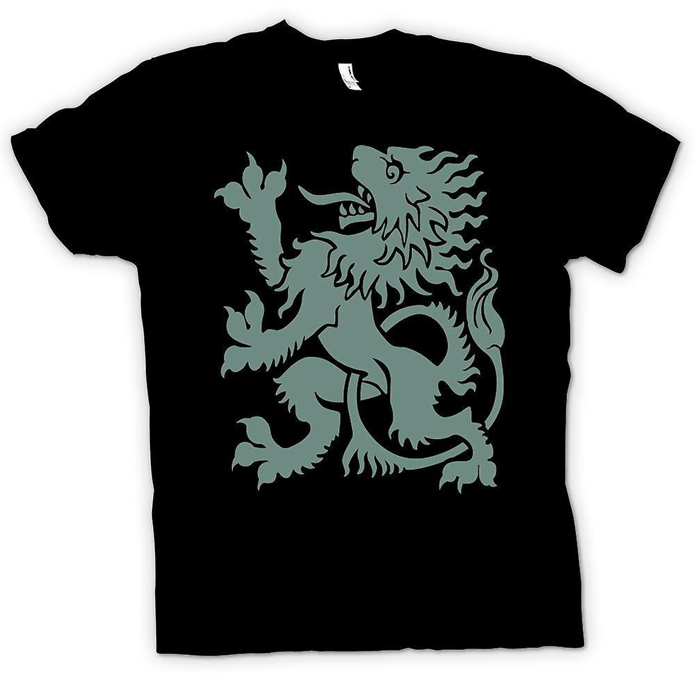 Kids T-shirt - Welsh Dragon - Heraldy - Cool