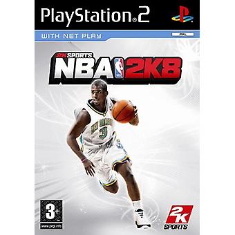 NBA 2K8 (PS2)