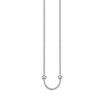 ESPRIT ladies chain stainless steel of Charms Necklace silver ESNL03163A420
