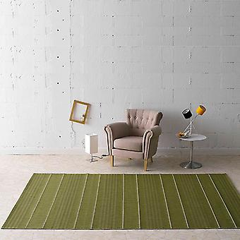 In & outdoor flat fabric green carpet Fürth | 102029