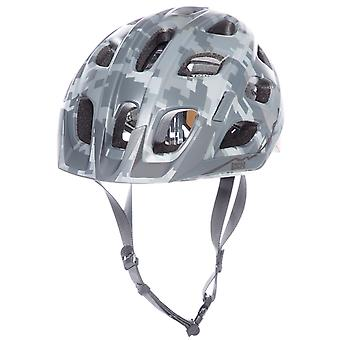 IXS Hans Rey Grey-Red 2018 Trail RS XC MTB Helmet