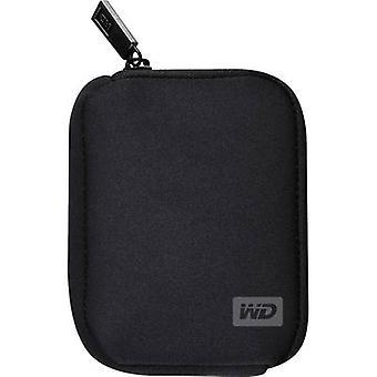2.5 hard drive bag WD My Passport WDBABK0000NBK-ERSN Black
