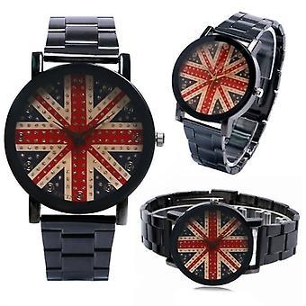 Union Jack Wear Union Jack Stainless Steel Watch