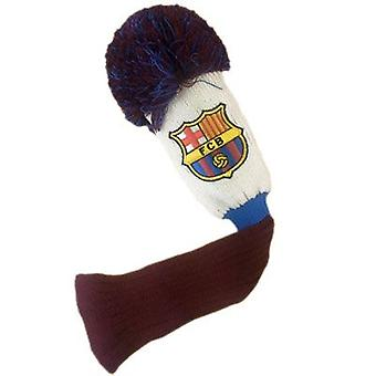 Barcelona Headcover Pompom (Fairway)