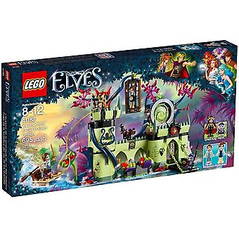LEGO 41188 escape from the fortress of the Fell