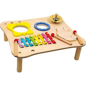 Houten Muziektafel