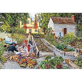 Gibsons Forty Winks Jigsaw Puzzle 500-Piece
