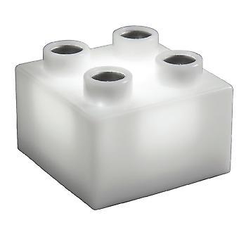 Light Stax Expansionskit, 6 building blocks-White