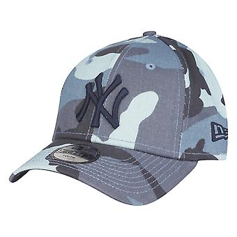 Ny æra 9Forty kids Cap - New York Yankees sne camo