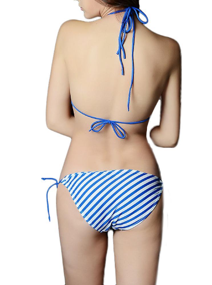 Waooh - Mode - Bikini à rayures