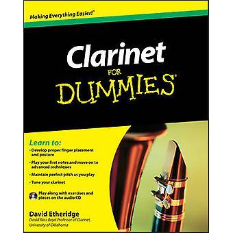 Clarinet For Dummies by David Etheridge - 9780470584774 Book