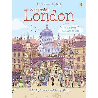 Zobacz do Londynu przez Katie Daynes - Rob Lloyd Jones - Barry Ablett-