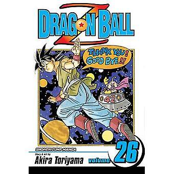 Dragon Ball Z - 26 by Akira Toriyama - 9781421506364 Book