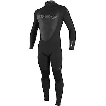 ONeill Black-Black-Black Epic 5-4mm Long Sleeved Wetsuit