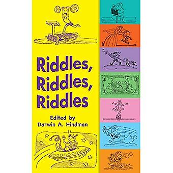 Riddles, Riddles, Riddles (Dover Game & Puzzle Activity Books)