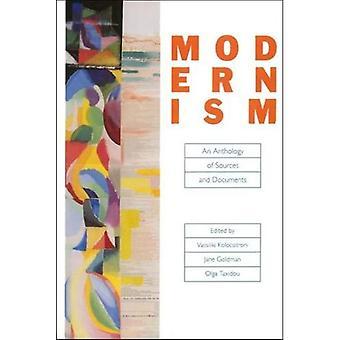 Modernismo: Uma antologia de fontes e documentos