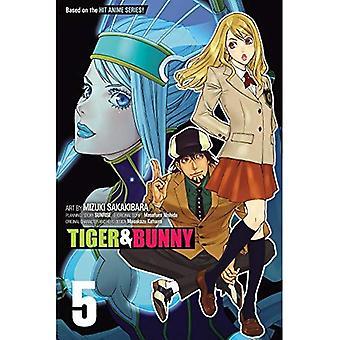TIGER & BUNNY GN VOL 05