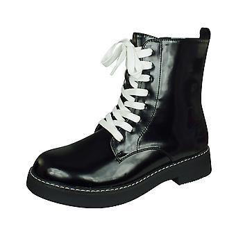 Rocket Dog Jestina Womens Combat Boots - Black