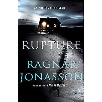 Rupture: Un Thriller (sombre Islande)