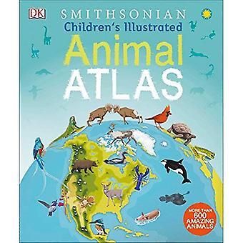 Børnenes illustrerede animalske Atlas