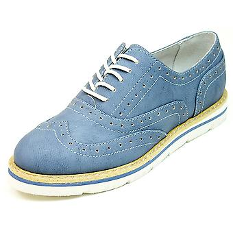 White Mountain Womens tanner Closed Toe Oxfords